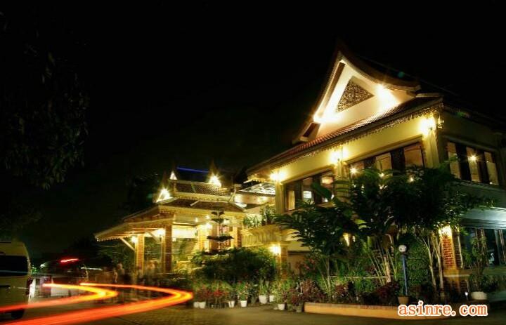 琅勃拉邦市酒店出售